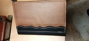 Small Leather Pocket Notebook