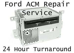 2011 Ford F150 Acm Radio Stereo Audio Control Module Mail in Repair Service