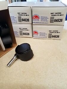 Five Boxes Master Caster Duet Twin Wheels