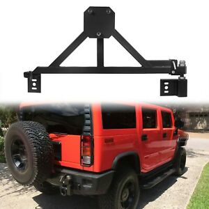 For Hummer H2 Tire Carrier With Drop Down Option New