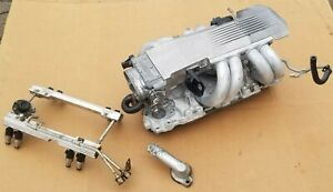1991 Corvette Tuned Port Injection Intake Manifold Assembly Complete Good Cond