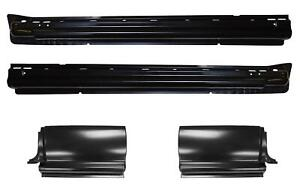 Rocker Panel Cab Corner Kit Fits 89 94 Toyota Hilux Pickup Truck
