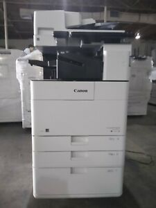 Canon Imagerunner Advance 4551i Iii Copier W high Cap Cfu only 856 Copies