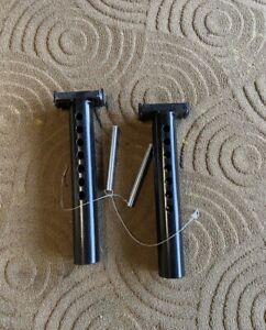 Sunex 10 Ton Pin Type Jack Stands pair Only Upper Part