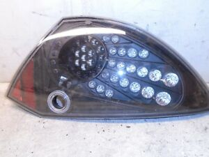 2000 2002 Mitsubishi Eclipse Right Side Rear Tail Light Aftermarket