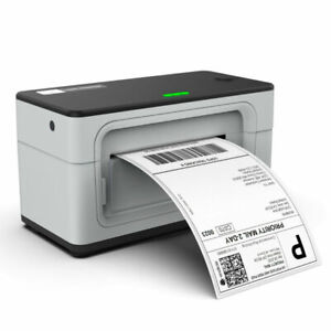 Munbyn Thermal Label Printer 4x6 Usb Thermal Barcode Shipping Labeling New