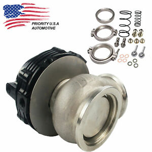 For Tial 44mm External Wastegate Mvr V band Flange Turbo Usa 2 3 Day Delivery