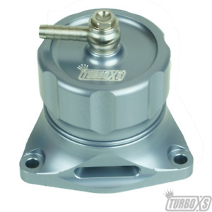 Turbo Xs Hybrid Blow Off Valve gray For Honda 16 Civic Si Accord