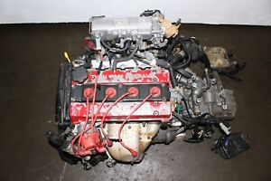 Jdm Toyota Levin Corolla Mr2 4age Engine 16 Valve 5 Speed Manual Transmission