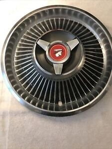 68 Mercury Cougar 14 Inch Hubcap Spinner Nice Condition