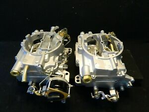 1970 426 Hemi 4 Speed Carter Afb Carbs Dated C0 March 1970 Show Restored