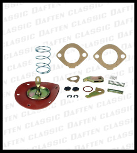 Vw Volkswagen Fuel Pump Rebuild Kit 25hp 36hp Bug Bus Ghia 111198551