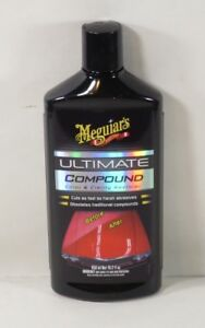 Meguiars Ultimate Compound Color And Clarity Restorer G17216