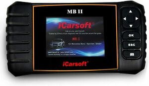 Icarsoft Mb Ii For Mercedes Benz Sprinter Diagnostic Code Reader Scan Tool New