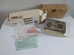 honeywell t8200 Microelectronic Chronotherm Heat Pump Thermostat T8200a1095