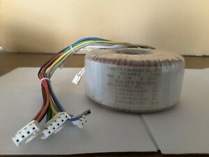 Toroidal Transformer Cp920401 2 50hz Lung Chi Electrical Co Ltd