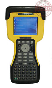Topcon Tds Ranger Data Collector survey Pro rtk Gps robotic tsce trimble survey