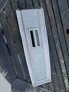 1968 1969 1970 Dodge Charger Plymouth Roadrunner Console Automatic Top Plate