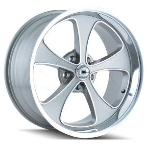 20x8 5 Gunmetal Wheels Ridler 645 5x114 3 0 Set Of 4