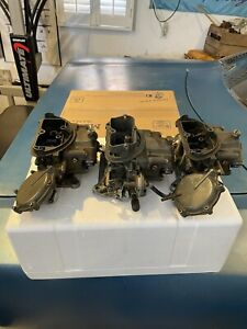 Mopar 440 Six Pack Carburetors Plymouth Road Runner L K