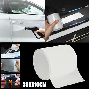 300cm Protector Sill Scuff Car Door Plate Sticker Bumper Body Anti scratch Strip