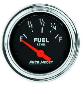 Autometer Gm Fuel Level Gauge 2514