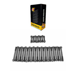 Full Head Bolt Set Both Heads For Chevy Mercruiser 454 502 74l With 12 Bolts