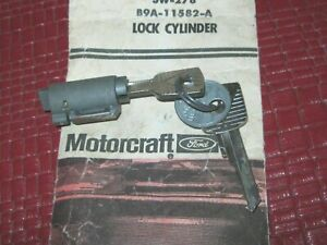 Nos 1955 1959 Ford And T Bird Ignition Lock Key