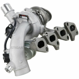 For Chevy Cruze Sonic Trax Buick Encore 1 4t Stigan Turbo Turbocharger Tcp