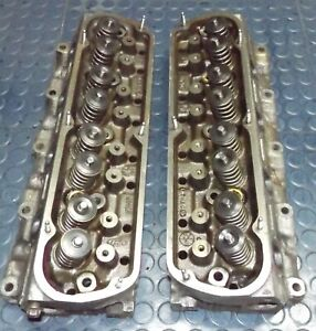 Gt40p Cylinder Heads 87 88 89 90 91 92 93 Ford Mustang 5 0 Gt