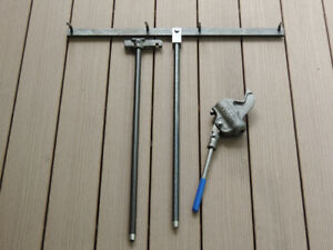 Puljak Compact Combination Set Includes Type A B Fence Pullers With 30 Rods