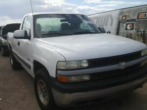 Manual Transmission Classic Style 4wd Fits 99 07 Sierra 1500 Pickup 758987