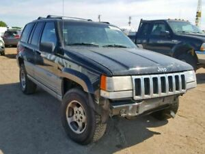 Automatic Transmission 6 Cylinder 4wd Fits 96 97 Grand Cherokee 704574