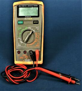 Blue Point Eedm503c Multimeter