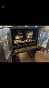 Commercial Bakers Pride Convection Oven