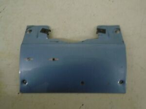 73 87 Chevy Gmc Truck Blazer Lower Dash Steering Column Trim Cover Metal Piece 1