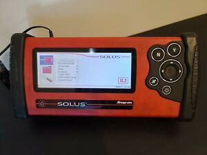 Snap On Solus Eesc310 Scanner 14 2