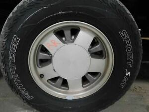 Wheel 15x7 Aluminum 10 Slot Fits 92 99 Chevrolet 1500 Pickup 1320802