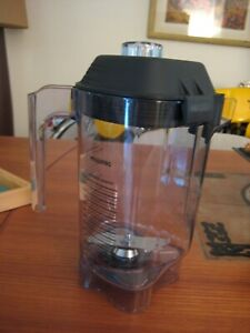 New Vitamix 48 Oz Advance Container W Blade Assembly Lid No Box