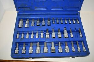 Allen And Torx Socket Set Cornwell Tools Used But In Good Condition