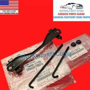 Genuine Oem Lexus 2001 2005 Is300 Battery Hold Down Clamp With Bolts Nuts Kit