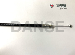 5200017463 Throttle Cable Casing For Wacker Bs50 2 Bs60 2i Bs70 2i Rammer