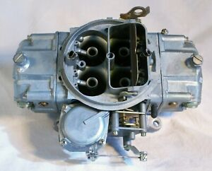 850 Holley Carb 80531 With Vacuum Secondaries Used