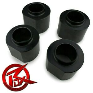 For 1993 1998 Jeep Grand Cherokee Zj Blk 2 Full Spacers Lift Kit 4x2 4x4
