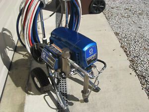 Graco Texspray Mark Iv Electric Airless Texture paint Sprayer