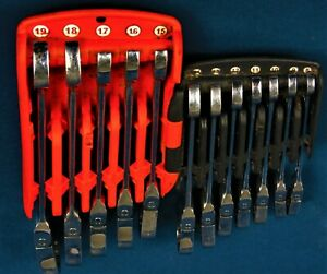 Mac Tools 12 pc Metric Flexible head Ratcheting Wrench Set 12 pt