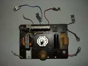 Victoreen Cdv 700 6a Geiger Counter Pcb Working