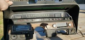 1969 1970 Impala Caprice Gauge Cluster And Dash Assembly Custom Ss 427 Kingswood