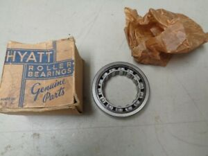 Nos New Vintage Chevrolet Truck 4 speed Bearing 121856 Parts 1938 1947 C 1207