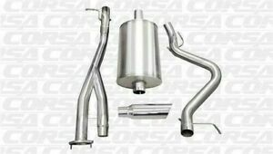 Corsa 24279 Db 3 Sport Exhaust System Cat Back 03 07 Chevy Silverado Ss 6 0l